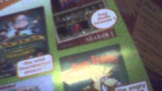 getlinkyoutube.com-Hey Arnold Season 1 Dvd Shout Factory Unboxing