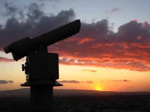 Stills In Motion-Sunset Timelapse Signal Hill, CA.
