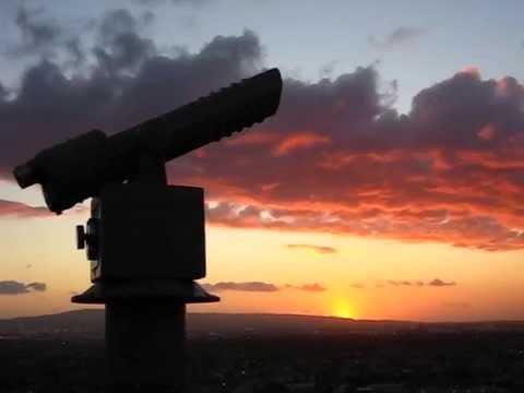 Stills In Motion-Sunset Timelapse Signal Hill, CA.