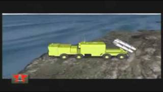 getlinkyoutube.com-Indian Navy Test Fires Kh-35 (air and ship launched) Anti-Ship Cruise missile