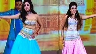 Kocak Ichcha Tapasya Uttaran / Tina Dutta and Rashami Desai dance / Indonesia 2016