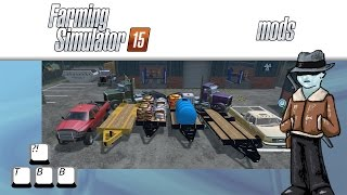 getlinkyoutube.com-Farming Simulator 15 Mod Spotlight - Trucks and Trailers