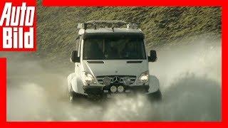 getlinkyoutube.com-Mercedes Sprinter - Sprinter-Umbau  fürs Grobe