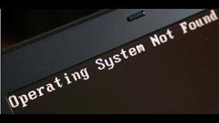 getlinkyoutube.com-حل مشكلة عدم وجود الويندوز operating system not found او missing operating system