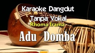 Karaoke Rhoma Irama   Adu Domba