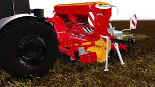 POTTINGER VITASEM seed drill flexibility