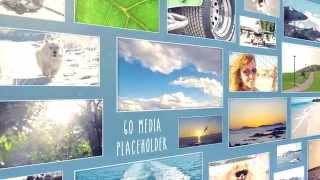getlinkyoutube.com-Photo Wall | Sony Vegas Template