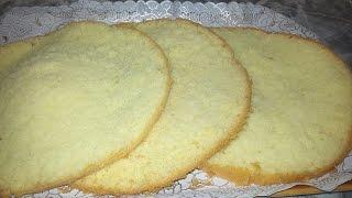 getlinkyoutube.com-جينواز\ او الكيكة الاسفنجية سهلة وناجيحة 100%