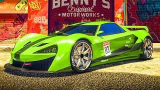 "getlinkyoutube.com-GTA 5 ONLINE NEW DLC CAR ""PROGEN ITALI GTB"" SPENDING SPREE & CUSTOMIZATION! (GTA 5 NEW DLC CARS)"