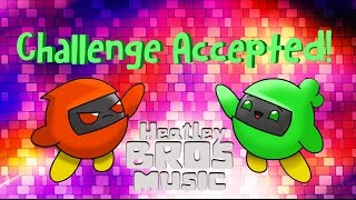 """""""Challenge Accepted!"""" Inspiring Funky 8 Bit Game Music by HeatleyBros"""