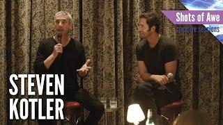 Engineering Super Human Traits | Jason Silva and Steven Kotler