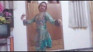 Irani girl dance