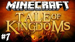 Minecraft: Tale of Kingdoms Ep.7   City of Meaty