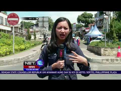 Live Report - Arus Lalu Lintas Simpang Godog Bogor - NET12