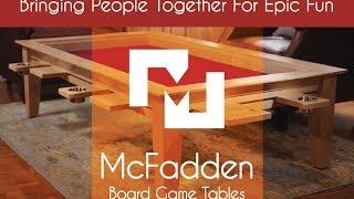 getlinkyoutube.com-McFadden board gaming tables