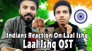 Indians React On Laal Ishq OST By Rahat Fateh Ali Khan