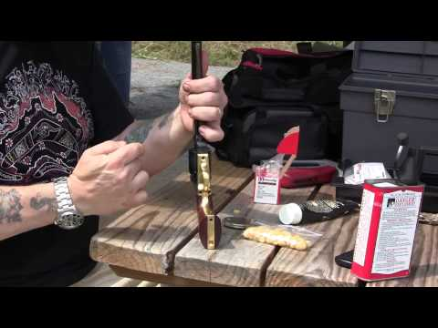 Shooting the Pietta Colt 1851 Navy Revolver