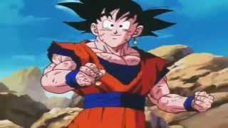 getlinkyoutube.com-Goku and Vegeta become Vegetto Multilanguage