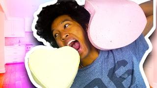 getlinkyoutube.com-DIY Giant Marshmallow Hearts