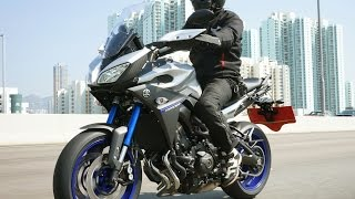 getlinkyoutube.com-2015 Yamaha MT 09 Tracer 本地試騎