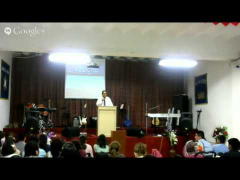 culto dominical 13/04/2014
