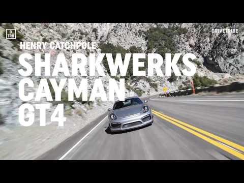 Sharkwerks' Porsche Cayman GT4