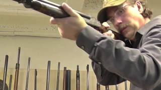 getlinkyoutube.com-Blaser S2 Double Rifle Custom Grade II Двуствольный горизонтальный штуцер S2
