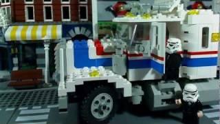 getlinkyoutube.com-LEGO MODEL TEAM TRUCK