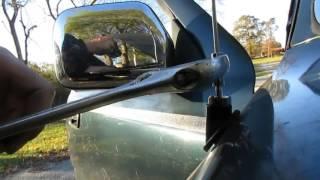 getlinkyoutube.com-Power Radio Antenna Replacement - How To - Toyota 4Runner, Pickup