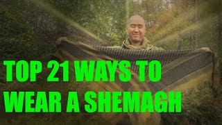 getlinkyoutube.com-TOP 21 WAYS TO WEAR A SHEMAGH