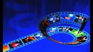 киноплёнка анимированная