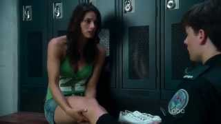 getlinkyoutube.com-Missy Peregrym in Knee Boots