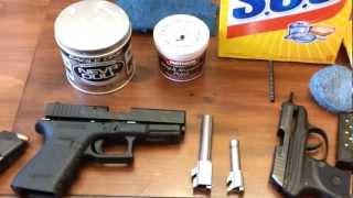getlinkyoutube.com-How to polish your gun barrel chrome with NO SANDPAPER