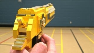 getlinkyoutube.com-LEGO Golden Desert Eagle