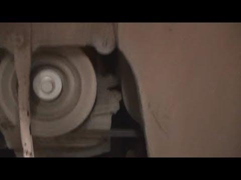 Где ремень генератора в Дачия Duster