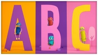 "getlinkyoutube.com-""The ABC Song"" Classic Songs by StoryBots"