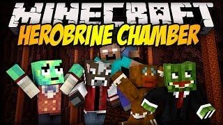 getlinkyoutube.com-CHAMBERRRUJ Z KAROLKIEM! - Minecraft Herobrine Chamber