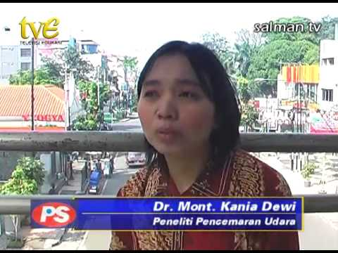 Salman TV: Planet Sains 'POLUSI UDARA' 2/3