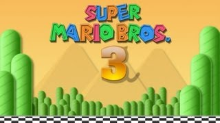 super mario bros 3+ episode 1 (wii) walk thru