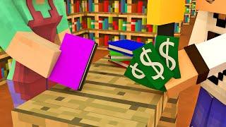 getlinkyoutube.com-Minecraft: A Fazenda - Comprando Livros
