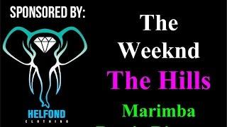 getlinkyoutube.com-The Weeknd - The Hills Marimba Ringtone and Alert
