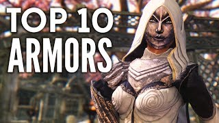 getlinkyoutube.com-Skyrim Top 10 Armor Mods