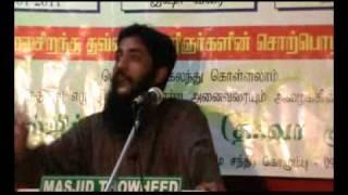 getlinkyoutube.com-Pure Islam - Tamil Bayan - Part 02