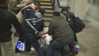 getlinkyoutube.com-Impresionantes imágenes de una pelea durante un concierto de Banda MS