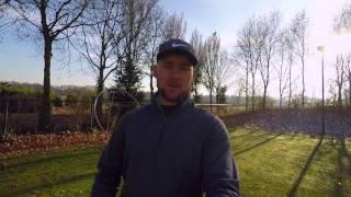 Golf Vlog 1 Davey Porsius