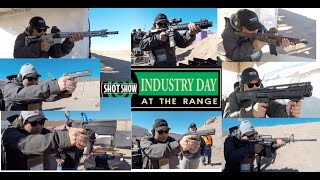 getlinkyoutube.com-Shot Show 2017 Media Day (the whole day in 20 minutes)