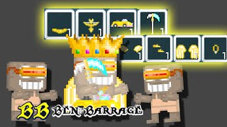 getlinkyoutube.com-Growtopia - Complete Golden Set Reviewed by a Noob