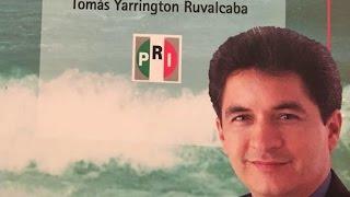 Tómas Yarrington quería ser presidente de México