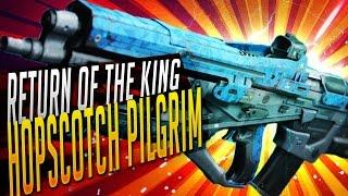 getlinkyoutube.com-Return of The KING! Hopscotch Pilgrim Pulse Rifle | Destiny (Rise of Iron)