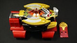 getlinkyoutube.com-仮面ライダー キバ 変身回転ブレス タツロット Kamen Rider Kiva Henshin Kaiten Brace Tatsulot